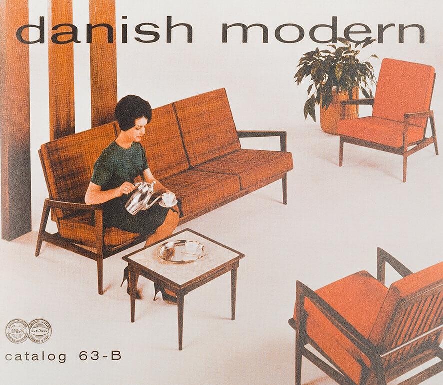 Designers | Furnip | mid century | Deens design