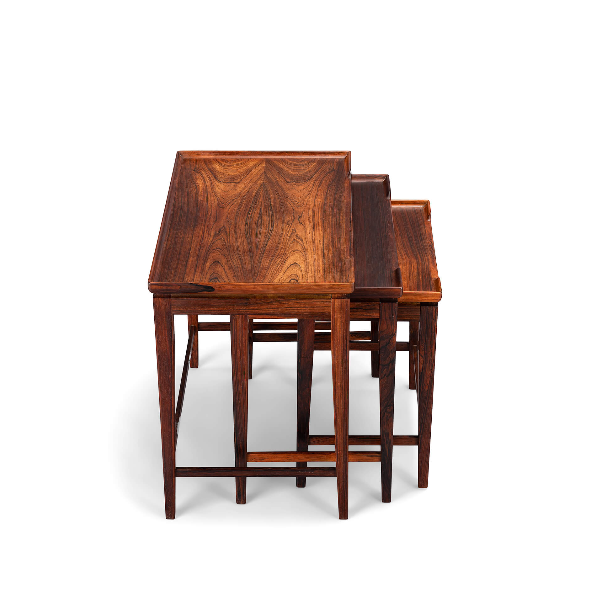 Sidetables, set van 3