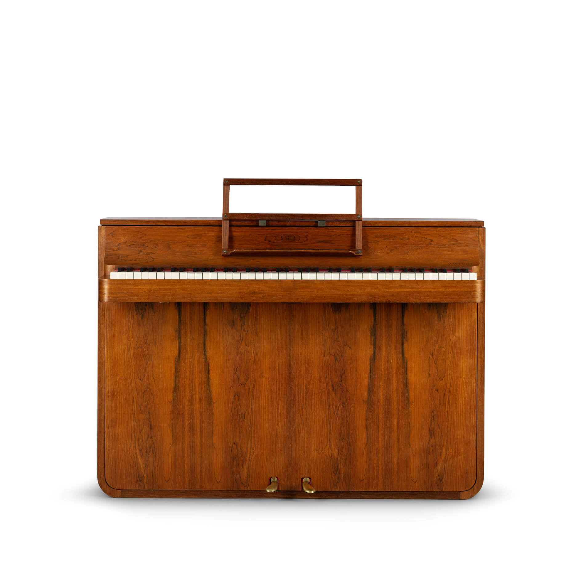 Pianette in Rosewood